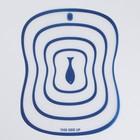 Набор досок разделочных гибких 20×14,7 см «Ассорти«», 4 шт, цвет МИКС