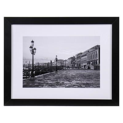 """Картина """"Уличные фонари"""" 33х43 см - Фото 1"""