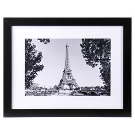 "Картина ""Эйфелева башня"" 33х43 см"