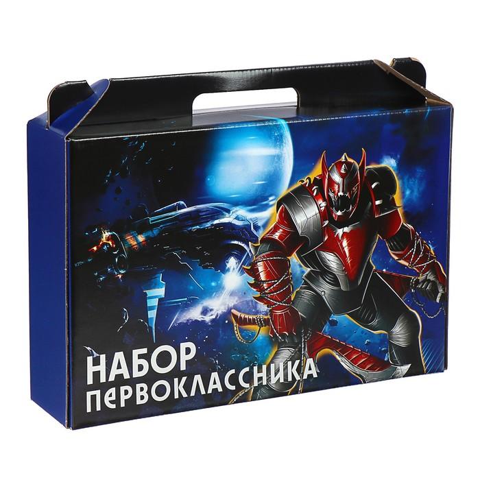 Коробка «Космонабор первоклассника», без наполнения