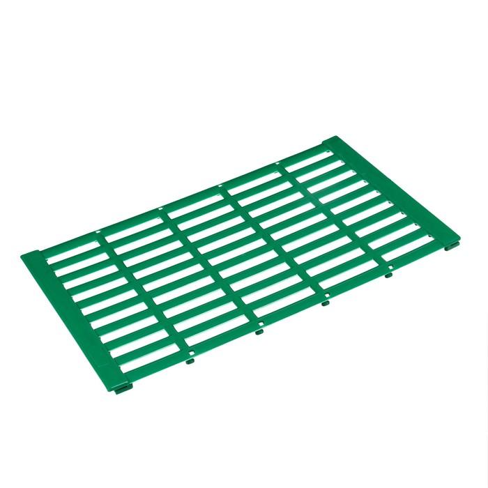 Пластиковый трап от пододерматита, 41,5  25  0,3 см, МИКС