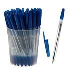 Ручка шариковая «Calligrata» Оптима, чернила син на масл основе, 0.7мм цена за 1шт