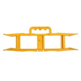 Каркас-рамка V.I.-TOK, для уличных удлинителей, жёлтый Ош