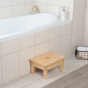 Ступенька для ванной, 39×27×19 см Ош