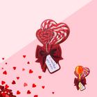 Открытка под конфету «С Любвью для тебя» 5,6 х 9 см