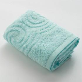 купить Полотенце махровое LoveLife Border 30х60, цвет светло-голубой