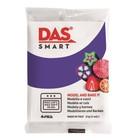 Масса для лепки отвердевающая фиолетовая 2х28,5гр DAS SMART 321014