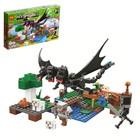 Конструктор Мой Мир «Битва с драконом», 283 детали