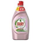Средство для мытья посуды Fairy «Нежные руки», жасмин и алоэ вера, 450 мл - Фото 2
