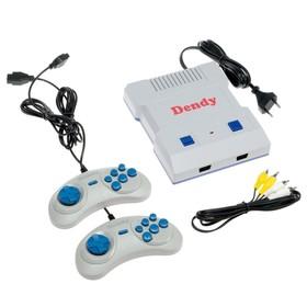 Игровая приставка Dendy Junior, 8-bit, 300 игр, 2 геймпада