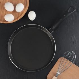 Сковорода блинная «Хит», d=25 см