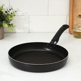 Сковорода-гриль «Хит», круглая, 26 см