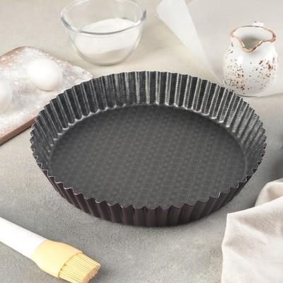 Форма для выпечки «Хозяюшка», d=26 см - Фото 1