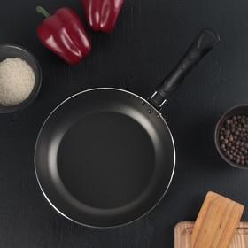 Сковорода Белая калитва «Классика атлас», d=22 см