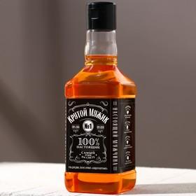 """Гель для душа виски """"Крутой мужик"""" 250 мл аромат мужского парфюма"""