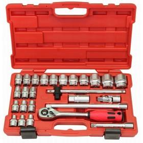 "Набор инструментов Perfect Tools PT-S426A-BS1, 1/2"", 26 предметов"