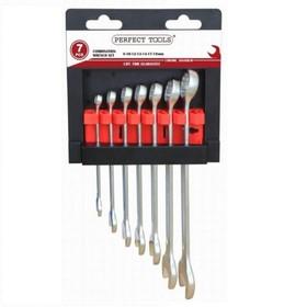 Набор комбинированных ключей Perfect Tools 200-140, 7 предметов