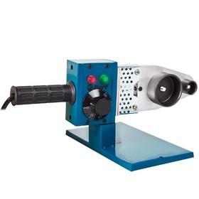 Аппарат для сварки пластиковых труб Bort BRS-1000, 1000 Вт, 300 °С, 6 насадок 20-63 мм