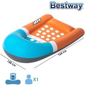 Шезлонг для плавания Aqua Breeze, 165 х 120 см, 43169 Bestway Ош
