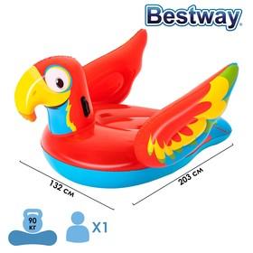 Плот для плавания «Попугай», 203 x 132 см, 41127 Bestway
