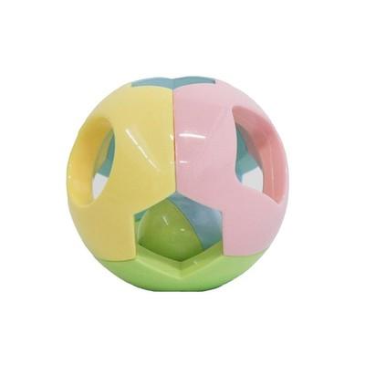Погремушка «Весёлый мячик» - Фото 1