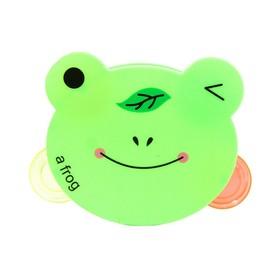 Музыкальная игрушка-бубен «Лягушонок Грег»