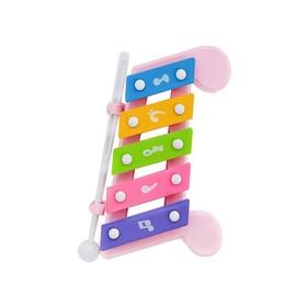 Музыкальная игрушка-ксилофон «Мелодия»