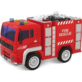 Игрушка «Пожарная машина», со световыми и звуковыми эффектами
