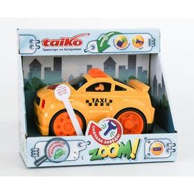 Интерактивная машинка «Такси»