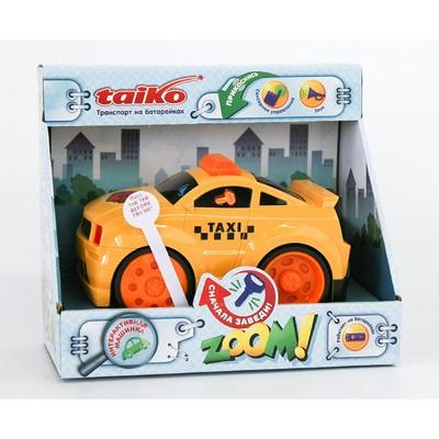 Интерактивная машинка «Такси» - Фото 1