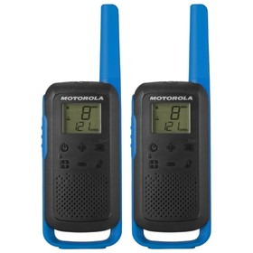 Рация Motorola TALKABOUT T62, 2 штуки, синяя