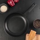 Сковорода «Классик», d=24 см, ручка soft-touch, антипригарное покрытие
