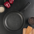 Сковорода «Традиция», d=24 см, ручка soft-touch, антипригарное покрытие