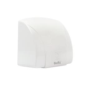 Сушилка для рук Ballu BAHD-1800, 1,8 кВт, max скорость потока 18 м/с, уровень шума 65 дБ Ош
