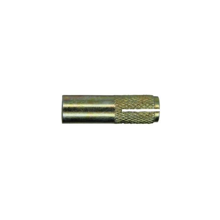 Анкер забивной Steelrex, стальной 6, 100 шт