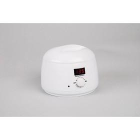 Воскоплав Sun Dream SD-8429, баночный, 100 Вт, 500 мл, съёмная чаша в комплекте, белый