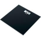 Весы напольные Beurer GS 10, стекло, до 180 кг, 1хCR2032, чёрные