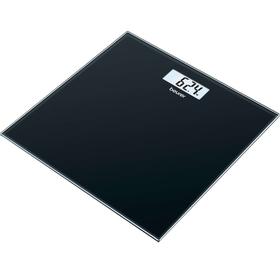 Весы напольные Beurer GS 10, электронные, до 180 кг, 1хCR2032, стекло, чёрные