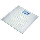 Весы напольные Beurer GS 206 Squares, стекло, до 150 кг, 2хCR2032, белые