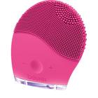 Щёточка для очищения лица Beurer FC 49, 1 насадка, встроенный аккумулятор, розовая