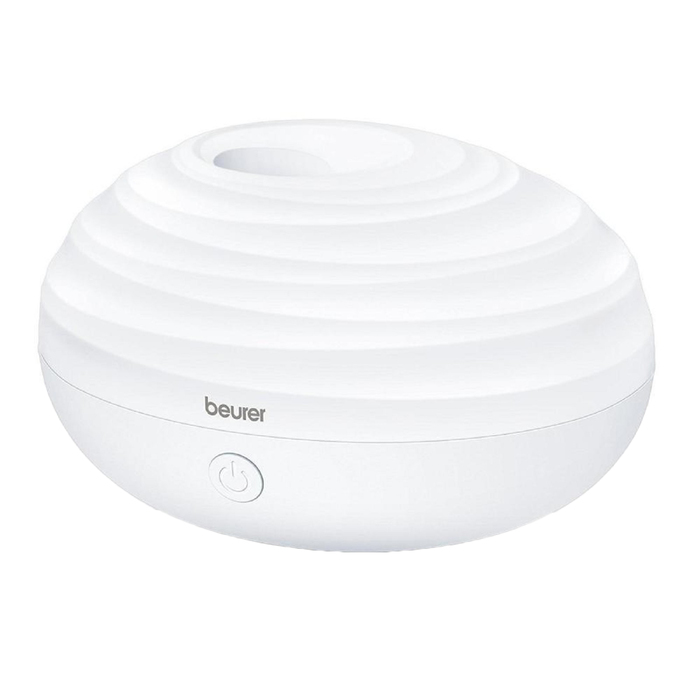 Освежитель воздуха Beurer LA 20, ультразвуковой, 5 Вт, 80 мл, до 10 м2, белый