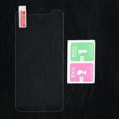 Защитное стекло 2.5D LuazON для iPhone Xr/11, прозрачное, 9Н, 2.5D - Фото 1