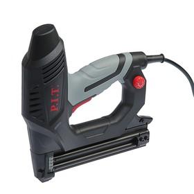 Степлер электрический P.I.T. PST6001-C, 2000 Вт, 20 шт/мин, магазин 100 шт., скобы/гвозди