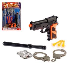 Набор полицейского «Городской патруль» Ош