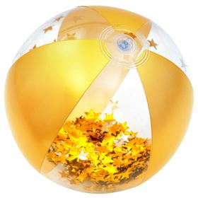 Мяч надувной Glitter Fusion, d=41 см, цвета МИКС, 31050 Bestway Ош