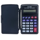 Калькулятор карманный, 8-разрядный, KK-328, с мелодией