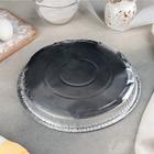 Набор форм для выпечки из фольги, d=24 см, 5 шт - Фото 3