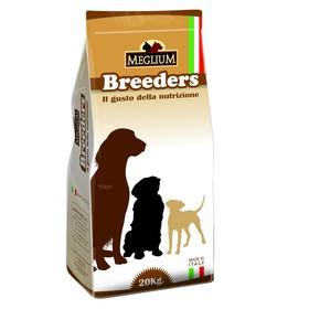 Сухой корм Meglium Breeders Adult для собак, 20 кг, Ош