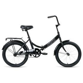 Велосипед 20' Altair City, 2020, цвет черный/серый, размер 14' Ош