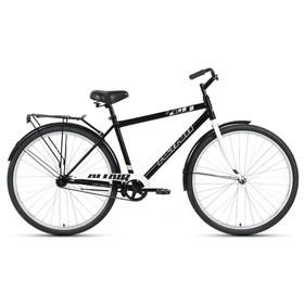 Велосипед 28' Altair City high, 2020, цвет чёрный/серый, размер 19' Ош